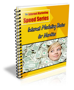 Internet Marketing Speed Series Ebook 1