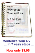 Winterize RV